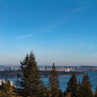 West Vancouver Overlook Photo