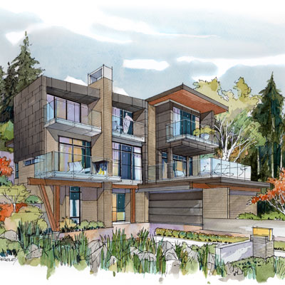 Homesite 6 of Semi-detached in Vancouver