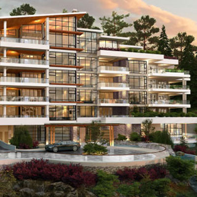 The Peak Live Project by British Pacific Properties Ltd